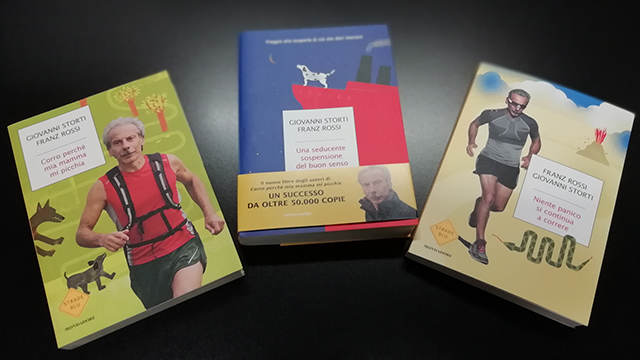 i tre libri scrittida Rossi Storti